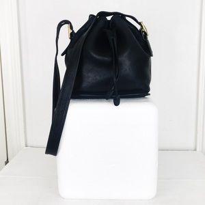 Coach Vtg Leather Lulu's Legacy Hobo Bucket Bag